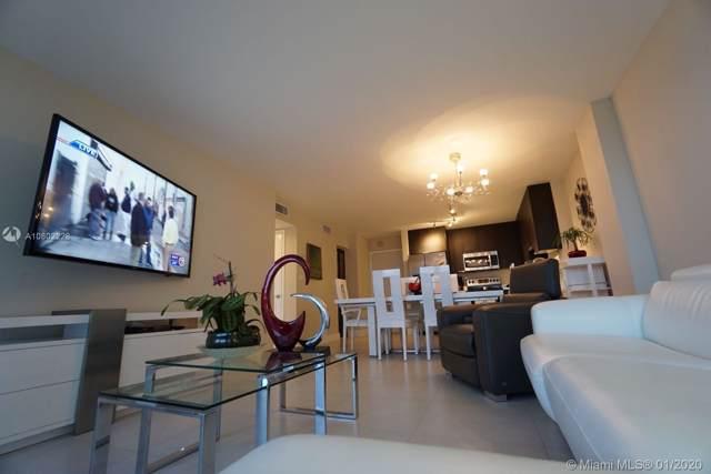 600 NE 36 St #1214, Miami, FL 33137 (MLS #A10802228) :: Castelli Real Estate Services