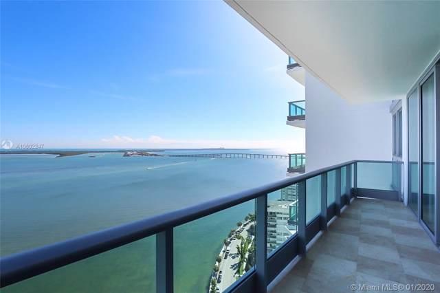 1331 Brickell Bay Dr #2509, Miami, FL 33131 (MLS #A10802247) :: Berkshire Hathaway HomeServices EWM Realty
