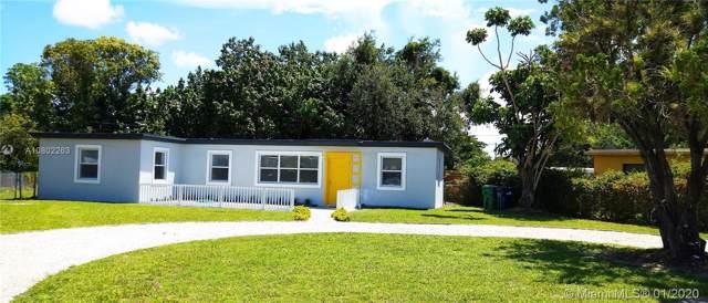 2490 NW 131st St, Miami, FL 33167 (MLS #A10802263) :: Albert Garcia Team