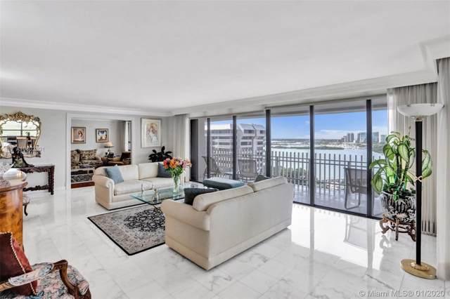 3 Grove Isle Dr C1810, Miami, FL 33133 (MLS #A10802301) :: Berkshire Hathaway HomeServices EWM Realty