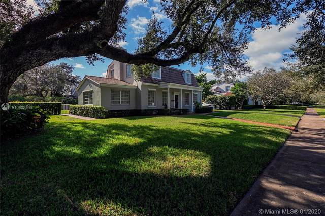 5010 Orduna Dr, Coral Gables, FL 33146 (MLS #A10802366) :: Green Realty Properties