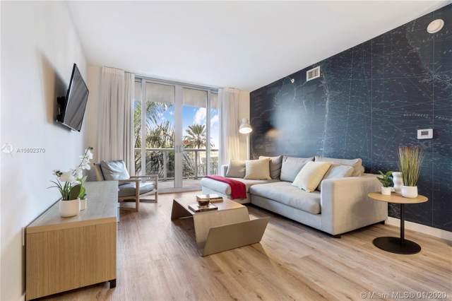 2602 E Hallandale Beach Blvd R408, Hallandale, FL 33009 (MLS #A10802370) :: Castelli Real Estate Services