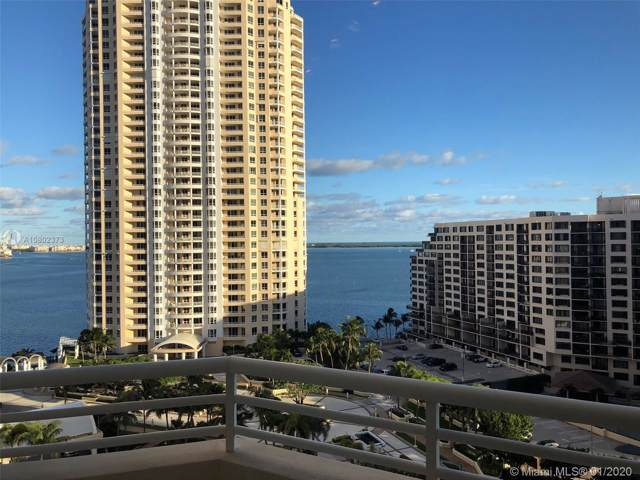 888 Brickell Key Dr #1609, Miami, FL 33131 (MLS #A10802373) :: Berkshire Hathaway HomeServices EWM Realty