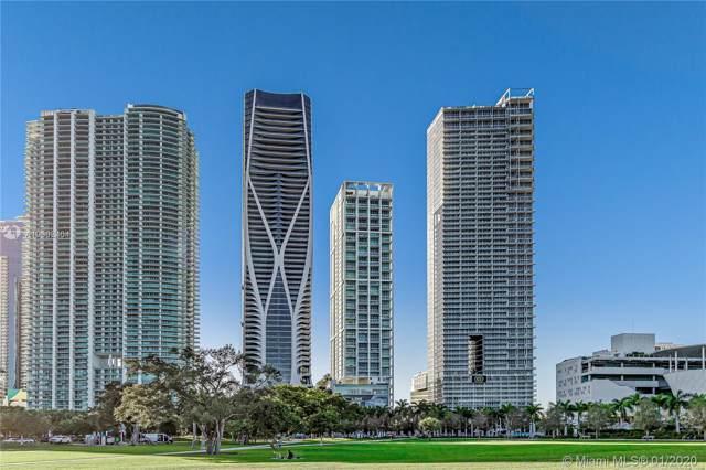 1040 Biscayne Blvd #2608, Miami, FL 33132 (MLS #A10802404) :: Patty Accorto Team