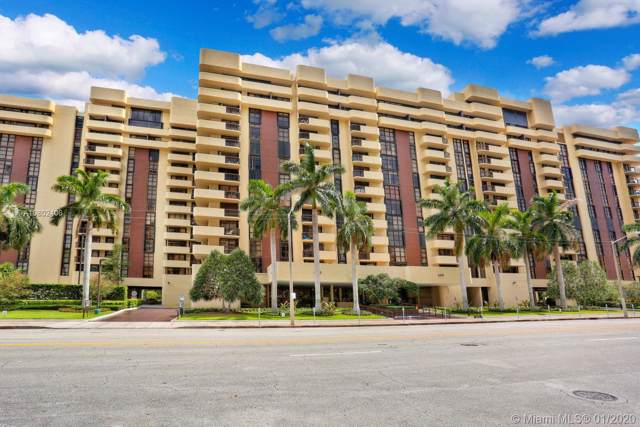 600 Biltmore Way #604, Coral Gables, FL 33134 (MLS #A10802406) :: The Erice Group