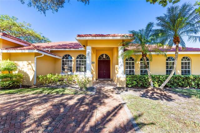 7259 SW 100th St, Pinecrest, FL 33156 (MLS #A10802426) :: The Riley Smith Group