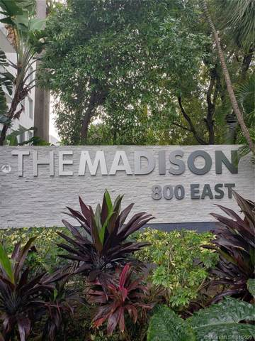 800 N Miami Ave E1402, Miami, FL 33136 (MLS #A10802439) :: Ray De Leon with One Sotheby's International Realty