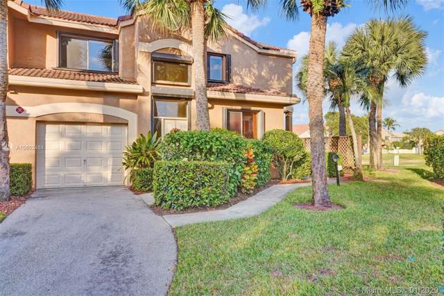 7525 NW 61st Ter #2604, Parkland, FL 33067 (MLS #A10802484) :: The Paiz Group
