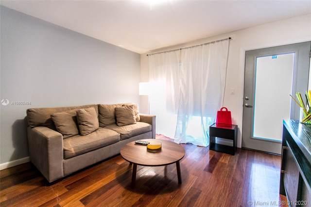 1560 Pennsylvania Ave #217, Miami Beach, FL 33139 (MLS #A10802494) :: Ray De Leon with One Sotheby's International Realty