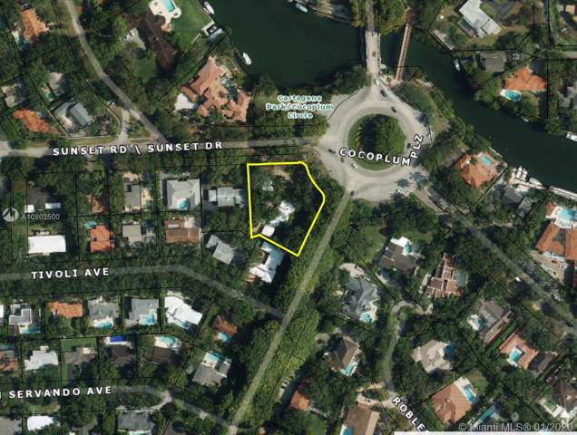 7000 Old Cutler Rd, Coral Gables, FL 33143 (MLS #A10802500) :: Ray De Leon with One Sotheby's International Realty