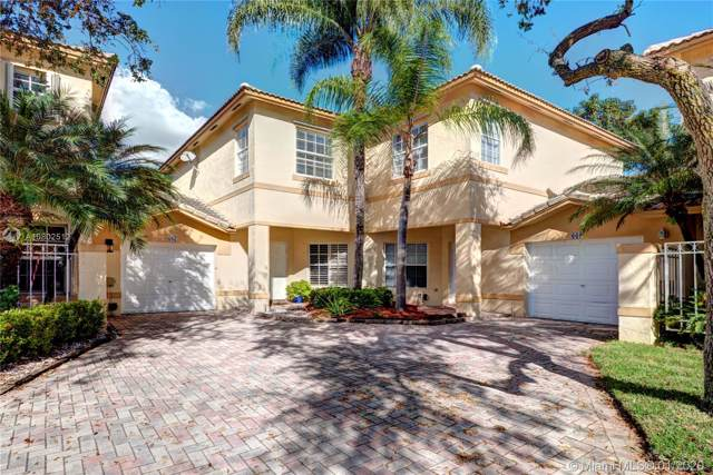 667 NW 170th Ter, Pembroke Pines, FL 33028 (MLS #A10802512) :: RICK BANNON, P.A. with RE/MAX CONSULTANTS REALTY I