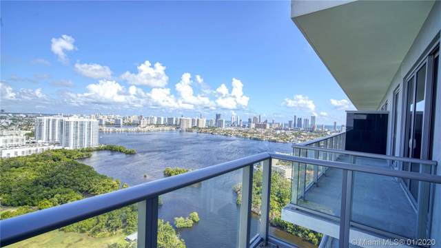 16385 Biscayne Blvd Ph-2, North Miami Beach, FL 33160 (MLS #A10802532) :: Lucido Global