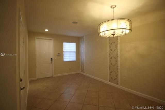 11644 SW 151st Ave #11644, Miami, FL 33196 (MLS #A10802538) :: Berkshire Hathaway HomeServices EWM Realty