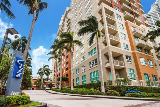2000 N Bayshore Dr #218, Miami, FL 33137 (MLS #A10802647) :: The Jack Coden Group