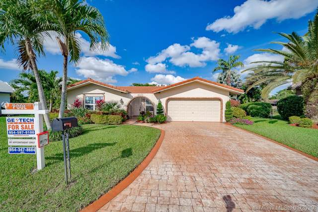 8377 NW 19th Ct, Coral Springs, FL 33071 (MLS #A10802648) :: Green Realty Properties
