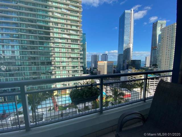 60 SW 13th St #1606, Miami, FL 33130 (MLS #A10802654) :: The Howland Group