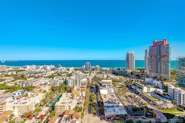 90 Alton Rd #2905, Miami Beach, FL 33139 (MLS #A10802672) :: The Paiz Group