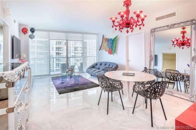 475 Brickell Ave #1909, Miami, FL 33131 (MLS #A10802719) :: Berkshire Hathaway HomeServices EWM Realty