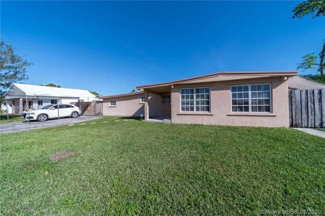 19901 S Eagle Nest Rd, Cutler Bay, FL 33157 (MLS #A10802773) :: Green Realty Properties