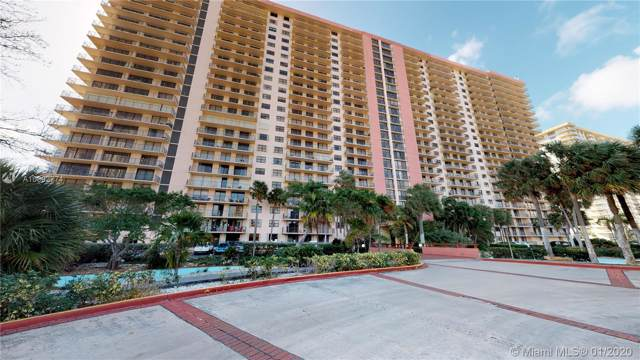 210 174th St #1603, Sunny Isles Beach, FL 33160 (MLS #A10802774) :: The Teri Arbogast Team at Keller Williams Partners SW