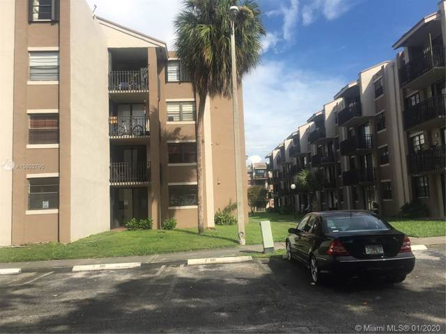 3561 SW 117th Ave 7-207, Miami, FL 33175 (MLS #A10802790) :: The Erice Group