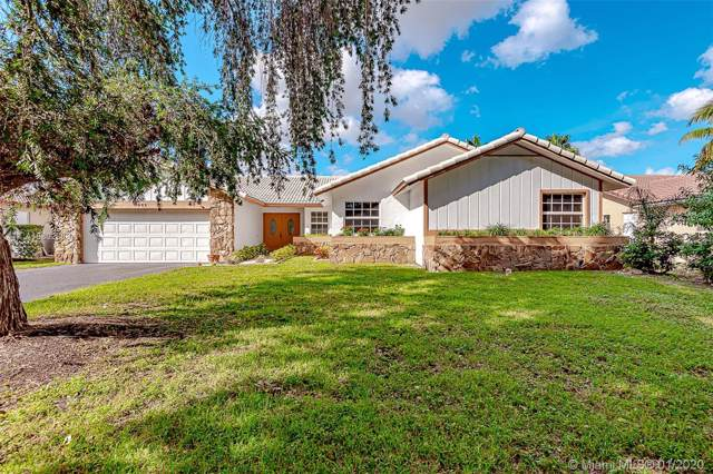 1348 NW 111th Ave, Coral Springs, FL 33071 (MLS #A10802868) :: The Teri Arbogast Team at Keller Williams Partners SW