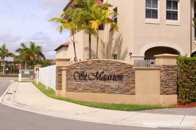 8930 NW 97 Ave #106, Medley, FL 33178 (MLS #A10802870) :: The Erice Group