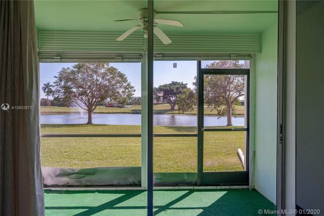 9320 S Hollybrook Lake Dr #105, Pembroke Pines, FL 33025 (MLS #A10802873) :: The Teri Arbogast Team at Keller Williams Partners SW