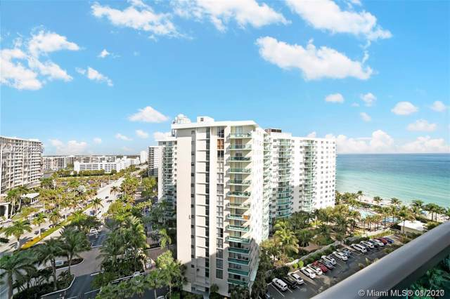 4001 South Ocean Drive 11C, Hollywood, FL 33019 (MLS #A10802881) :: Green Realty Properties