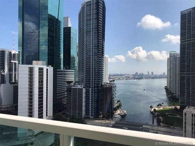 31 SE 5th St #2508, Miami, FL 33131 (MLS #A10802924) :: Berkshire Hathaway HomeServices EWM Realty