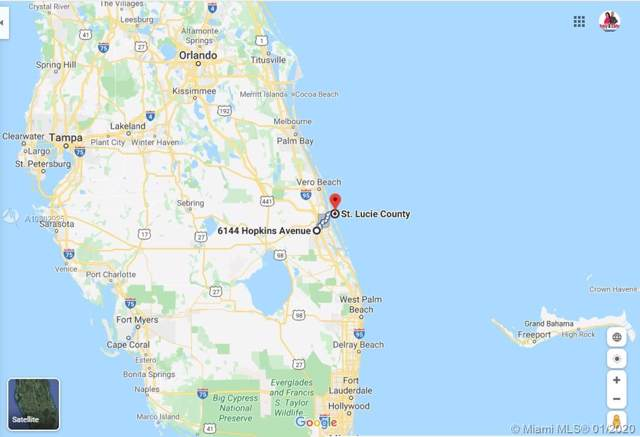 434 NW Airoso Blvd, Port Saint Lucie, FL 34983 (MLS #A10802925) :: The Riley Smith Group