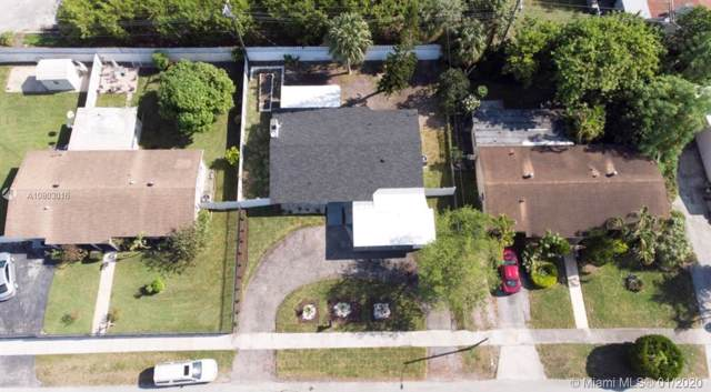 19721 NW 2nd Place, Miami Gardens, FL 33169 (MLS #A10803016) :: The Howland Group