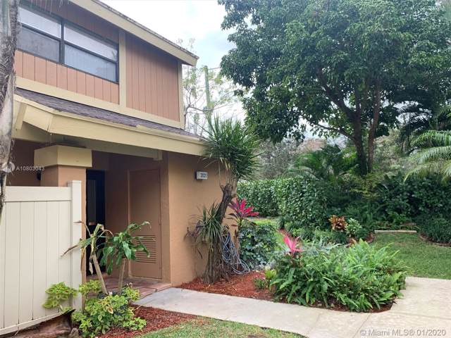 2021 NW 45th Ave #2021, Coconut Creek, FL 33066 (MLS #A10803043) :: RICK BANNON, P.A. with RE/MAX CONSULTANTS REALTY I