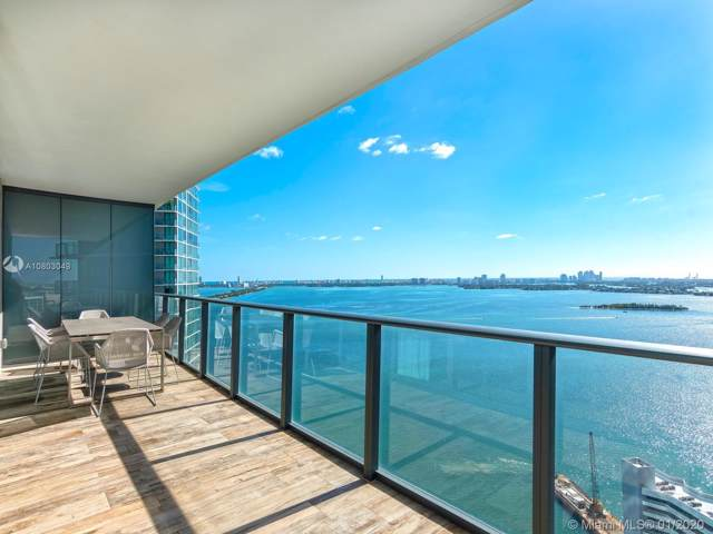650 NE 32nd St #2901, Miami, FL 33137 (MLS #A10803049) :: The Jack Coden Group