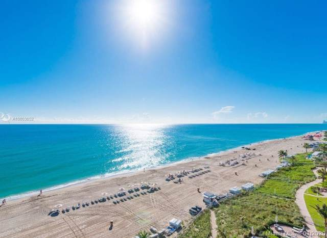 18201 Collins Ave #1704, Sunny Isles Beach, FL 33160 (MLS #A10803052) :: The Howland Group