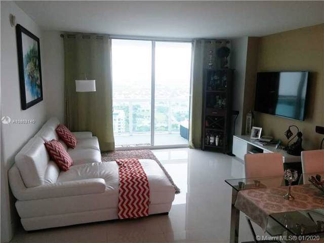 1800 N Bayshore Dr #3704, Miami, FL 33132 (MLS #A10803140) :: The Howland Group