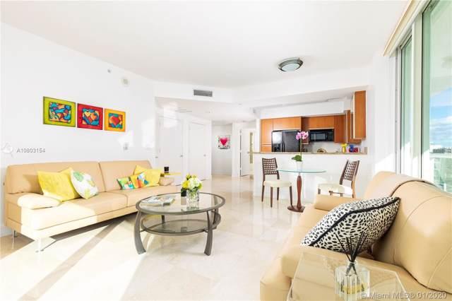 10 Venetian Way #606, Miami Beach, FL 33139 (MLS #A10803154) :: The Adrian Foley Group
