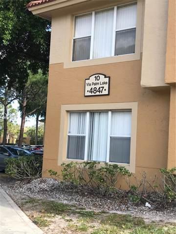 4847 Via Palm Lks #1011, West Palm Beach, FL 33417 (MLS #A10803195) :: Laurie Finkelstein Reader Team