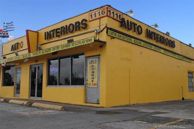1116 N State Road 7, Hollywood, FL 33021 (MLS #A10803197) :: The Teri Arbogast Team at Keller Williams Partners SW