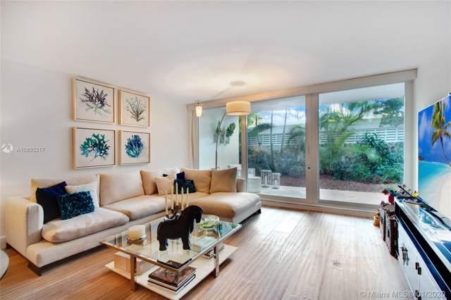 155 Ocean Lane Dr #104, Key Biscayne, FL 33149 (MLS #A10803217) :: Grove Properties