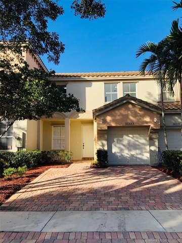 16223 SW 47th Ct, Miramar, FL 33027 (MLS #A10803473) :: Green Realty Properties