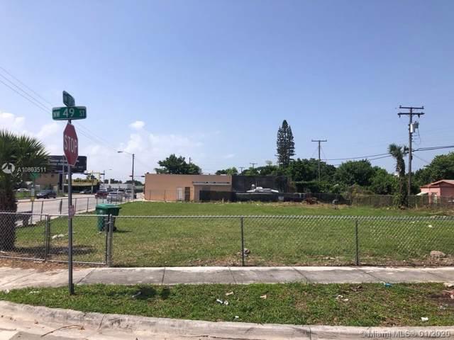 4901 NW 17th Ave, Miami, FL 33142 (MLS #A10803511) :: Patty Accorto Team