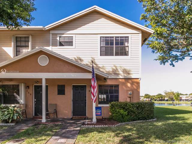 364 NW 103rd Ter #364, Pembroke Pines, FL 33026 (MLS #A10803546) :: Castelli Real Estate Services