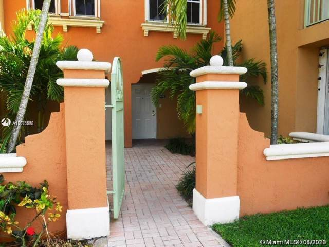 6740 NW 114th Ave #708, Doral, FL 33178 (MLS #A10803570) :: The Erice Group