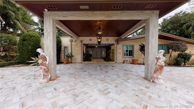 6600 SW 123rd St, Pinecrest, FL 33156 (MLS #A10803608) :: Green Realty Properties