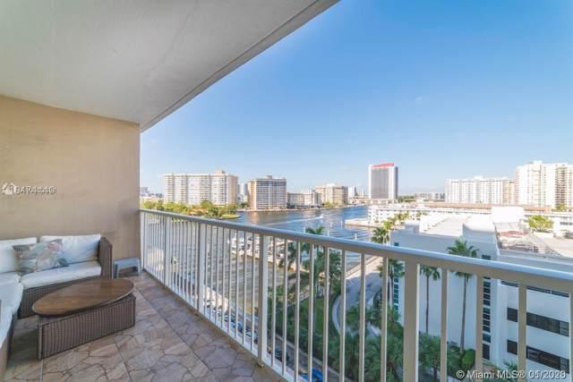 1965 S Ocean Dr 6J, Hallandale, FL 33009 (MLS #A10803631) :: Castelli Real Estate Services