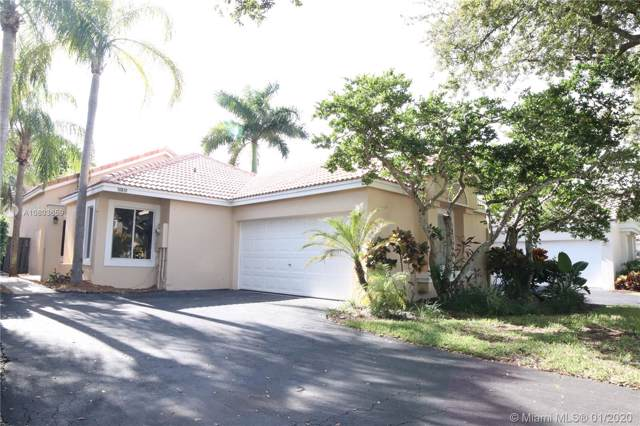 10040 NW 4th St, Plantation, FL 33324 (MLS #A10803659) :: Grove Properties
