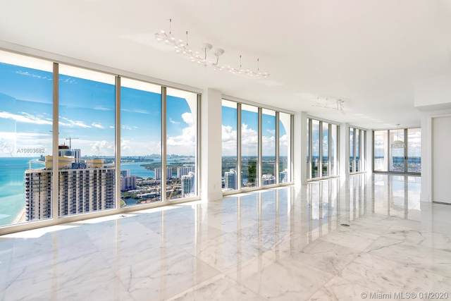 16901 Collins Ave #4201, Sunny Isles Beach, FL 33160 (MLS #A10803682) :: The Paiz Group