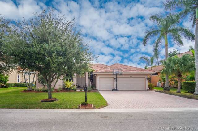 539 NW 120th Dr, Coral Springs, FL 33071 (MLS #A10803685) :: The Teri Arbogast Team at Keller Williams Partners SW