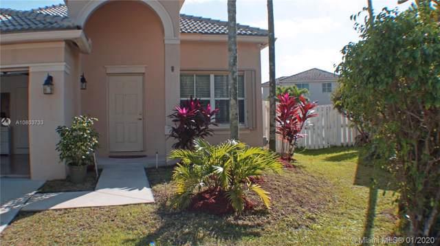 844 Vista Meadows Dr, Weston, FL 33327 (MLS #A10803733) :: The Paiz Group